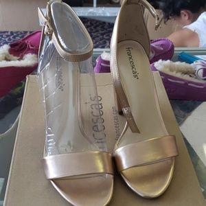 Francesca's ankle strap